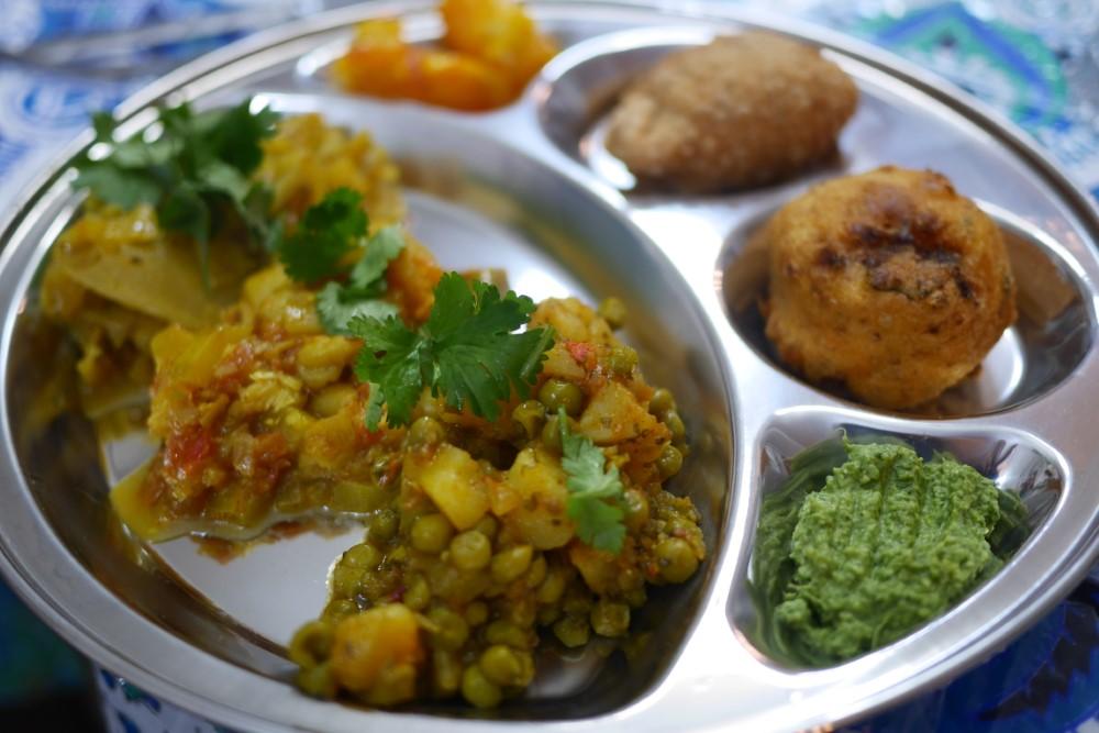 רוזי - אוכל הודי. צילום: גיל גוטקין