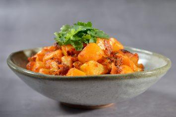 הום פרייז - תפוחי אדמה ברוטב צ'ילי מתוק