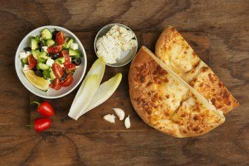 אימרולי חצ'פורי - מאפה גבינות גרוזיני
