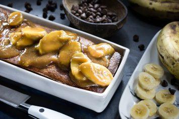 עוגה לשבת - עוגת בננות וקוקוס עם שוקולד צ'יפס
