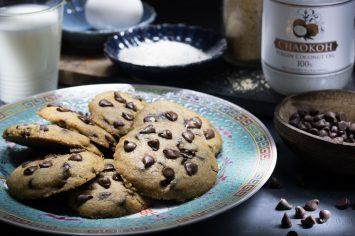 מה אוכלים אחרי ארוחה בשרית? עוגיות שוקולד צ'יפס פרווה