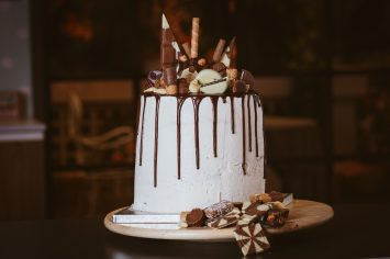 עוגת טפטופים מטורפת של קרין גורן