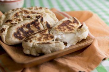 סמבוסק גבינות במחבת של קרין גורן