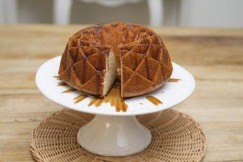 עוגה בחושה עם מייפל