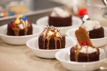 קעריות עוגה אכילות של קרין גורן