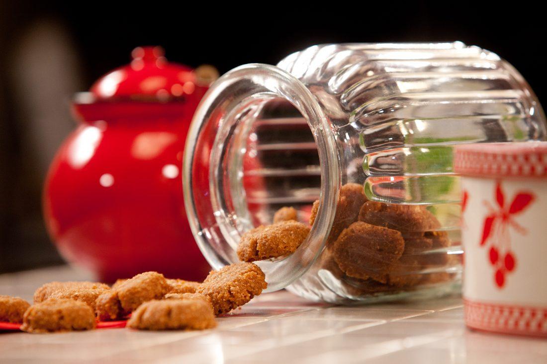 עוגיות חמאת בוטנים מהירות ללא גלוטן