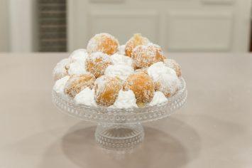 עוגיות יויו אלג'יראיות - עוגיות ממולאות בקרם שקדים