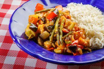 תבשיל ירקות של תמרה אהרוני