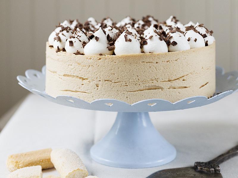 עוגת מוס של רות אופק. צילום: שני הלוי