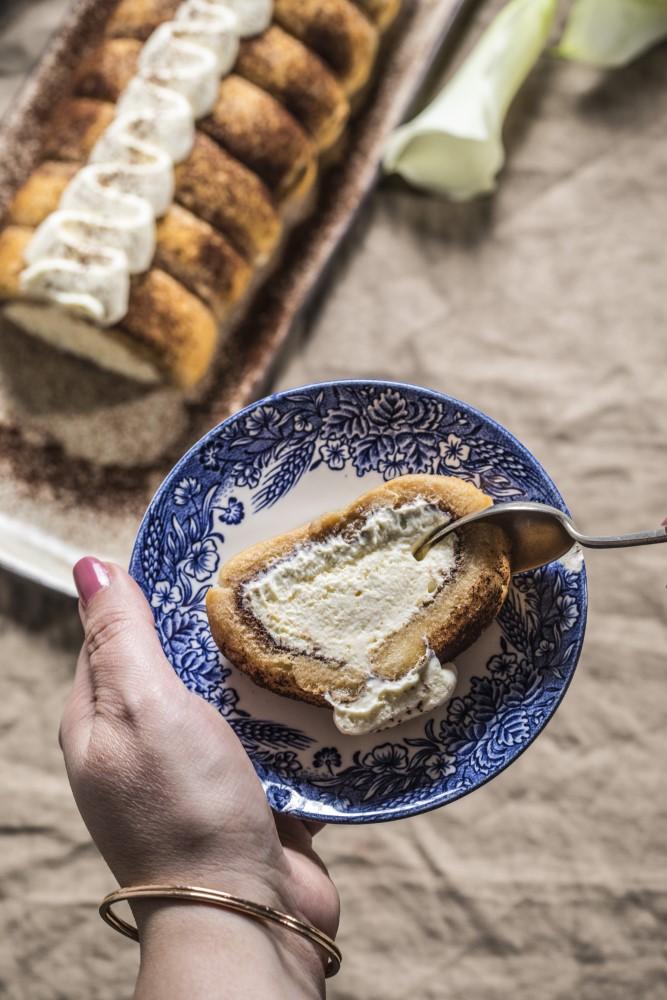 עוגת טירמיסו. צילום: אפיק גבאי