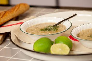 מרק בריאות עם עדשים, גריסים וקינואה