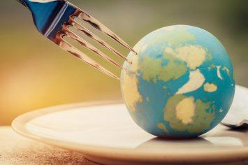 אוכל מסביב לעולם