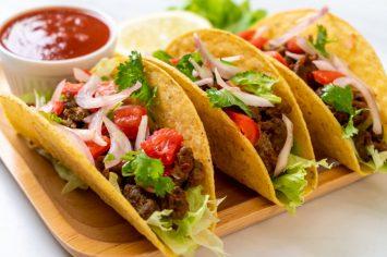 אוכל מקסיקני