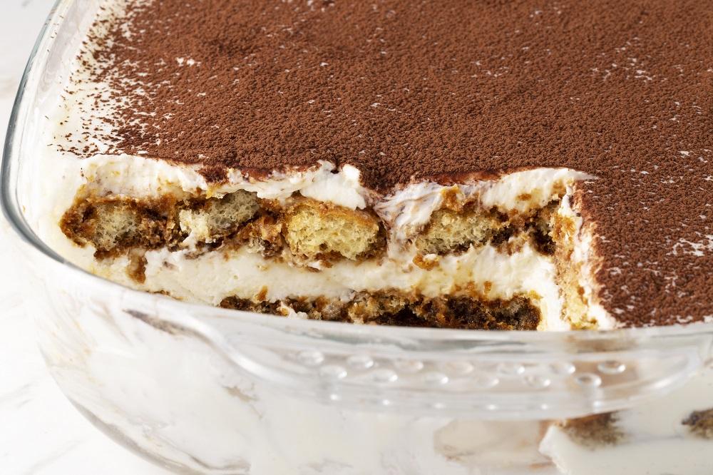 טירמיסו - עוגת שכבות איטלקית עם מסקרפונה וקפה. צילום: שני הלוי
