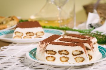 עוגת טירמיסו קפואה לימי הקיץ החמים
