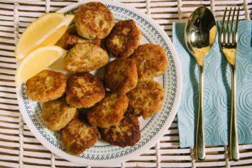 קציצות פרסה עם בשר מהמטבח הבולגרי