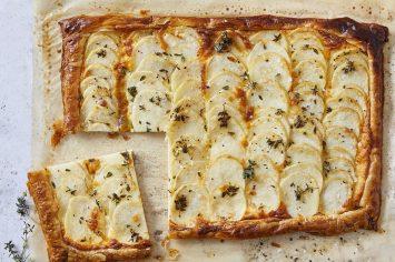 מאפה תפוחי אדמה מהיר וטעים בטירוף