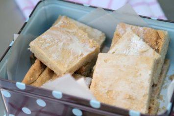 מה מכינים עם הילדים? עוגיות טחינה בקלי קלות