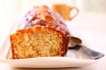עוגת תפוחים מהירה ללא תוספת סוכר