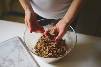 פאי שוקולד קרמל בצ'יק