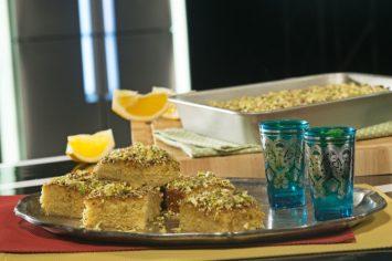 עוגת סולת ותפוזים פרווה בקלי קלות