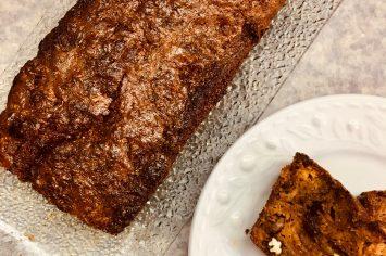 גם בריא וגם טעים – תמרה אהרוני עם מתכון של עוגת גזר ללא גלוטן