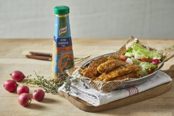 ארוחה בעשר דקות שכולם יטרפו: נגיסי עוף ברוטב חרדל וסילאן