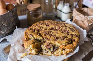 עוגיית שוקולד צ'יפס בנינג'ה פודי
