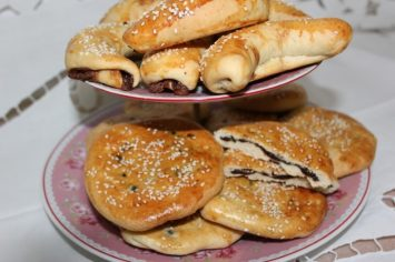 עוגיות בעבע בתמר - המלכות העירקיות של פורים
