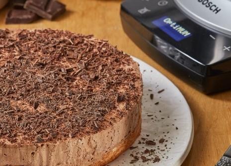 עוגת מוס שוקולד לפסח בוש (תציום: שניר גואטה)