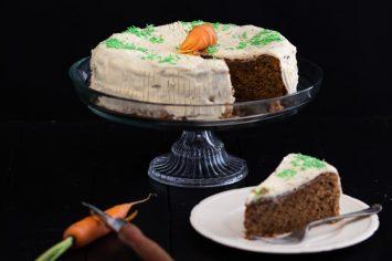 עוגת הגזר הטובה מכולן! המתכון המנצח של ריקי אנגלר