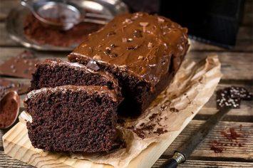עוגת שוקולד עסיסית בטירוף בנינג'ה פודי