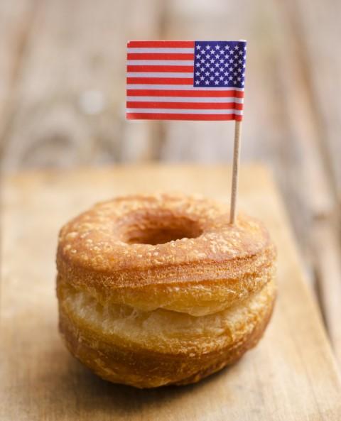 קרונאט - גאווה אמריקאית!