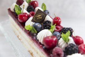 עוגת טארט מונז' של אלה פטיסרי. צילום: גנית מצ'ורו