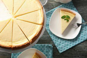 שימוש באדים יבטיח עוגה ללא סדקים. צילום: שאטרסטוק