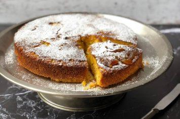 עוגת תפוזים בחושה ללא גלוטן
