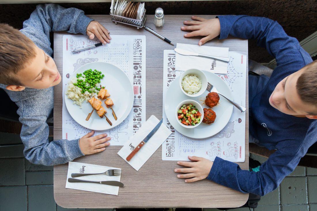 המסעדות שהילדים שלכם ממש ישמחו לאכול בהן (וגם לשחק)
