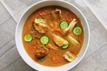 גספצ'ו: מרק עגבניות קר ו-2 טיפים חשובים
