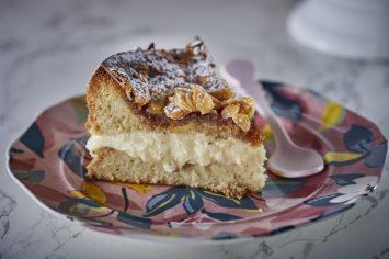 עוגת עקיצת הדבורה - עוגה טובה לשנה טובה!