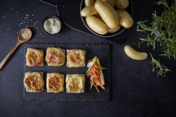 בורקס תפוחי אדמה ללא גלוטן במיוחד לפסח, אבל לא רק!