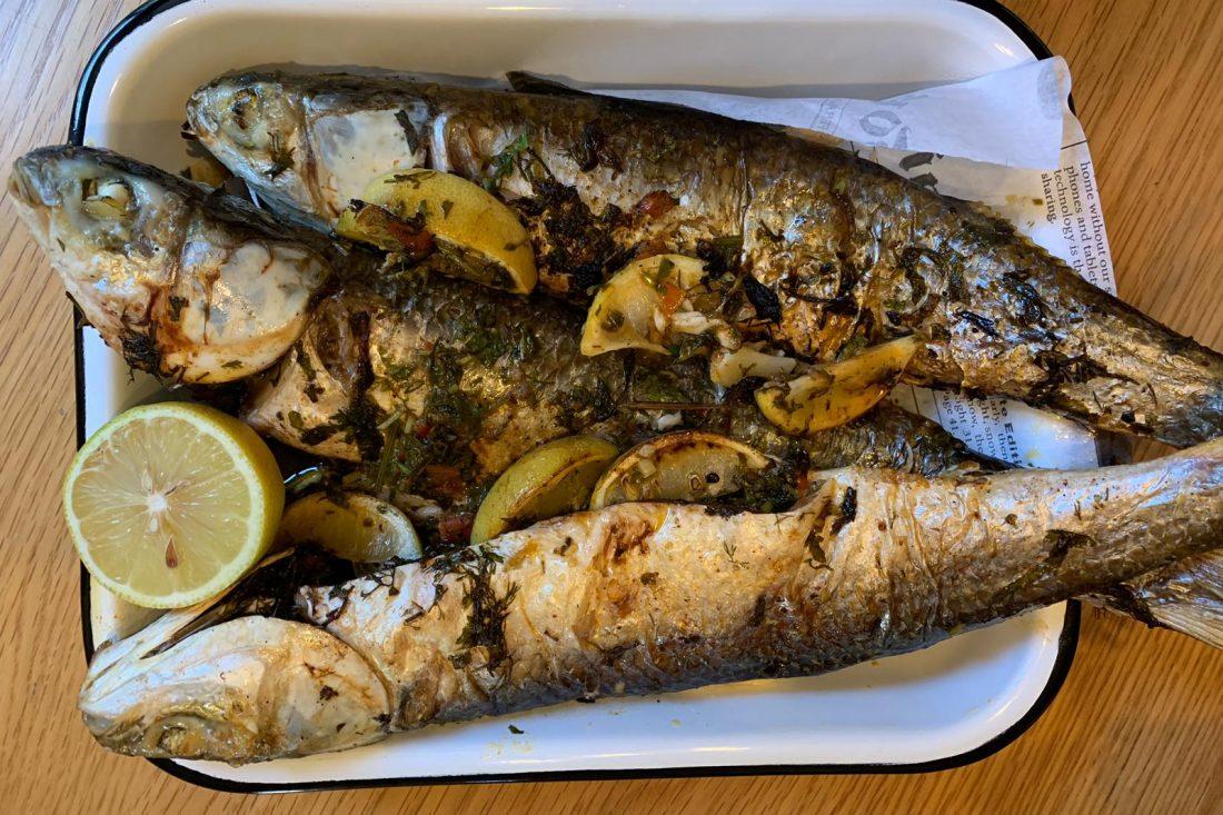 דגים ממולאים