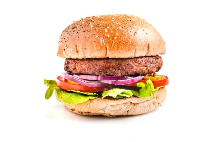טבעבורגר ברשת BBB. צילום: גליה אבירם