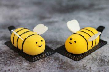 עוגת דבורה מתוקה