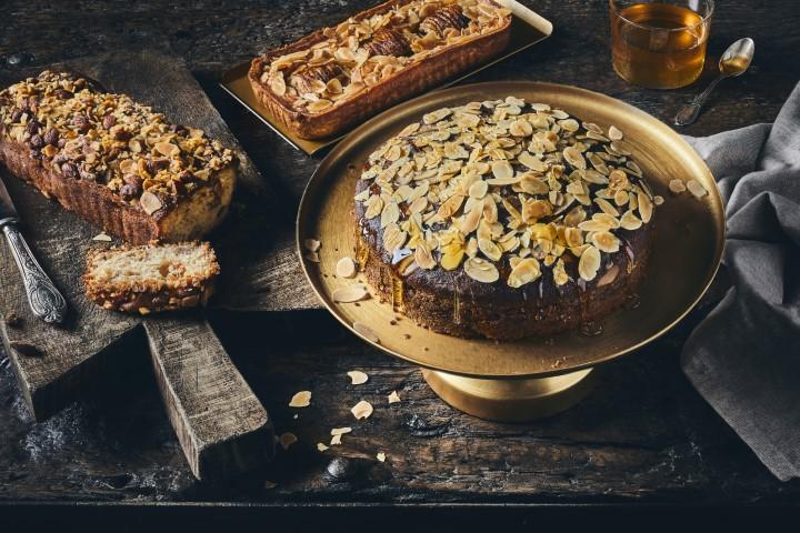 עוגת דבש קלאסית של ארקפה. צילום: אמיר מנחם