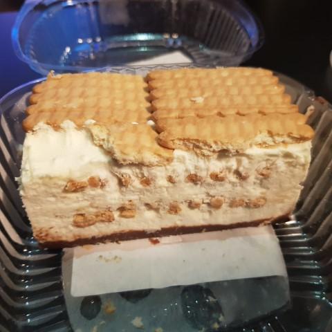 עוגת ביסקוויטים. צילום: לירון קרניאל