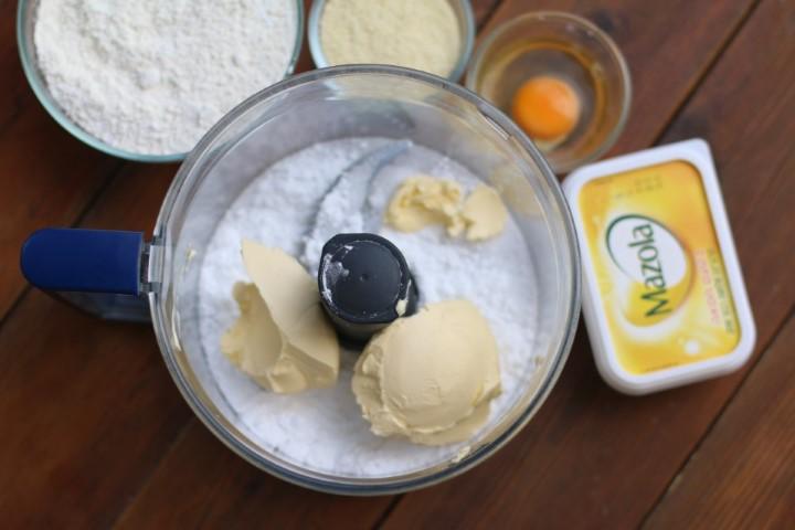 מכינים את הבצק