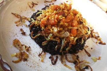 איך ארוחה במסעדה של אהרוני בשנות ה-90 גרמה לי להבין שאוכל הוא אמנות