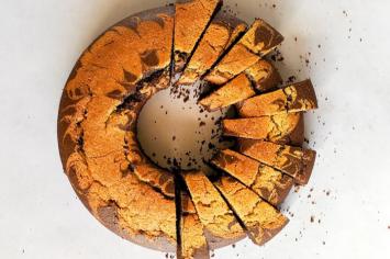 המנחמת הלאומית - טוב שיש עוגת שיש על השיש!