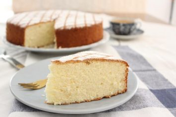 לימון מוסיף המון! עוגת טורט לימונית משגעת