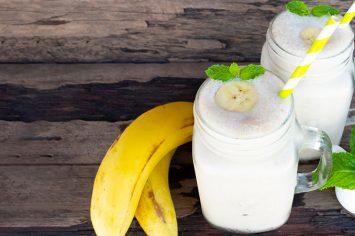 שייק בננה וסילאן